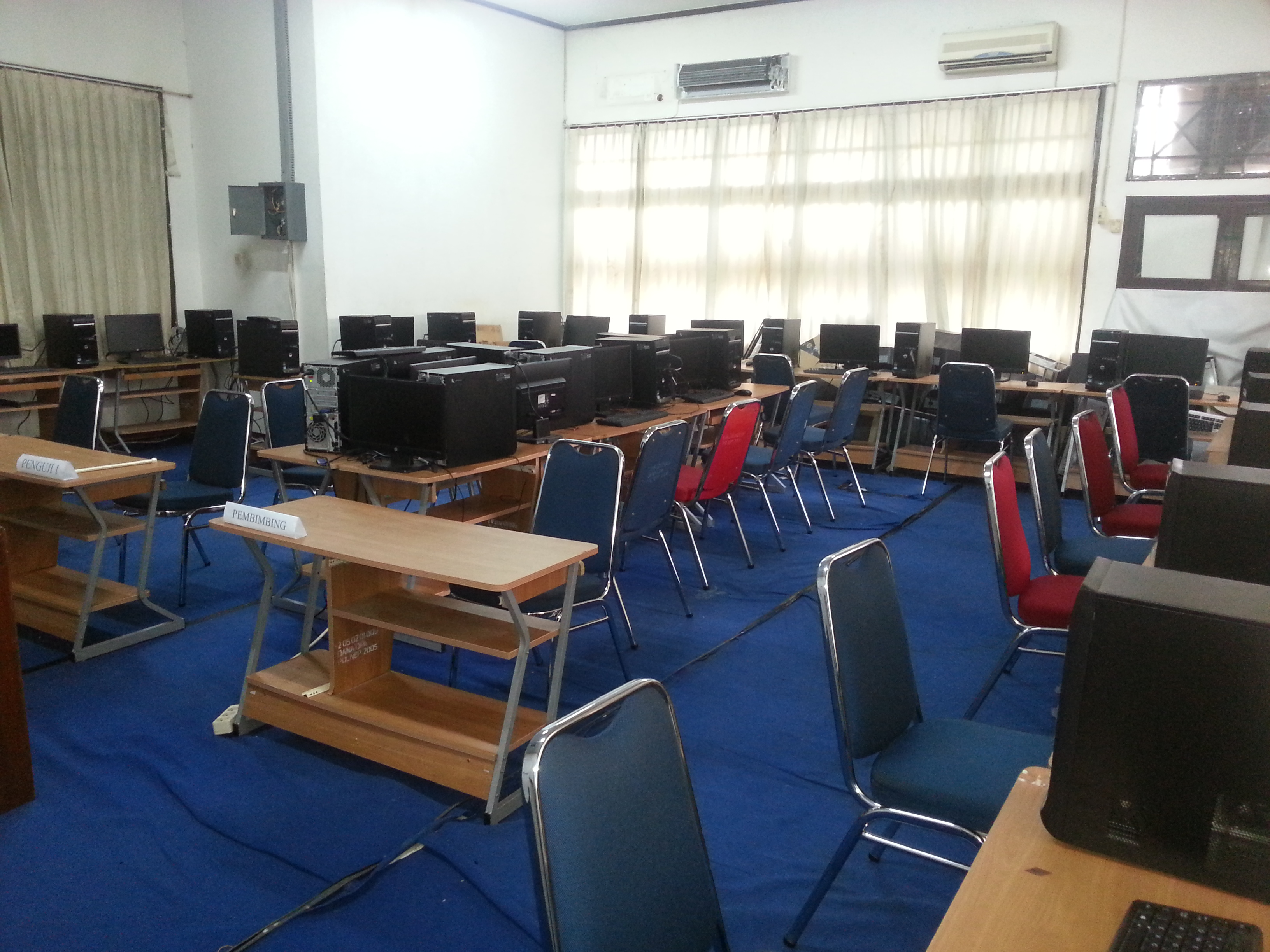 Ruang Laboratorium Software